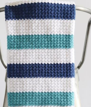 Nautical Baby Blanket Pattern