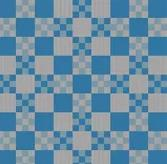 Nested Checkerboard Pattern