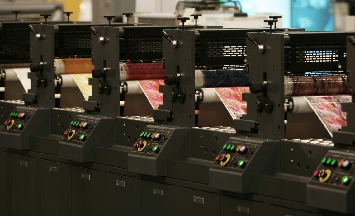 Differentiating Between Traditional Offset Printing and Digital Printing