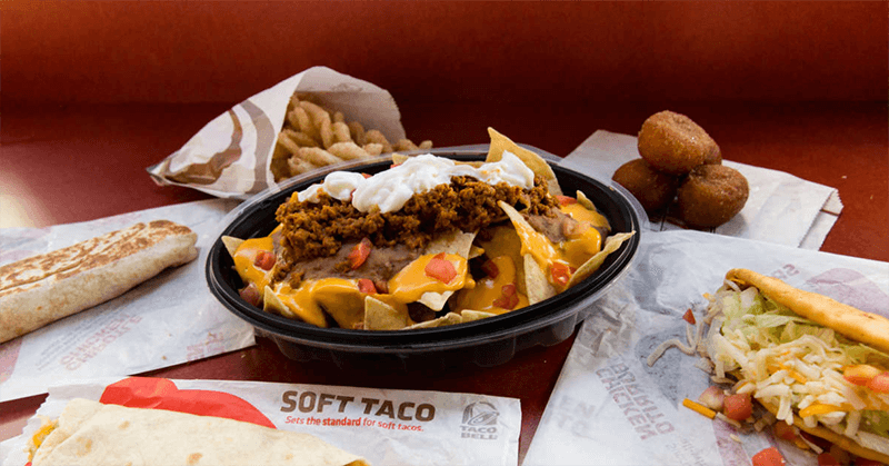 Top Rated Best Taco Bell Items