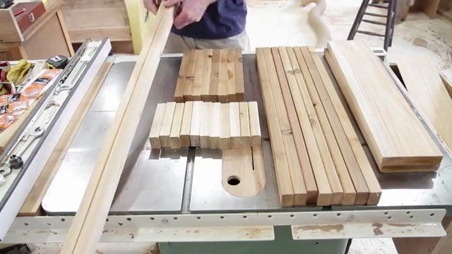 Step 1B Folding Cedar Lawn Chair