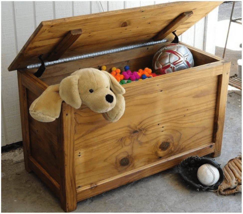 Toy Box Plan