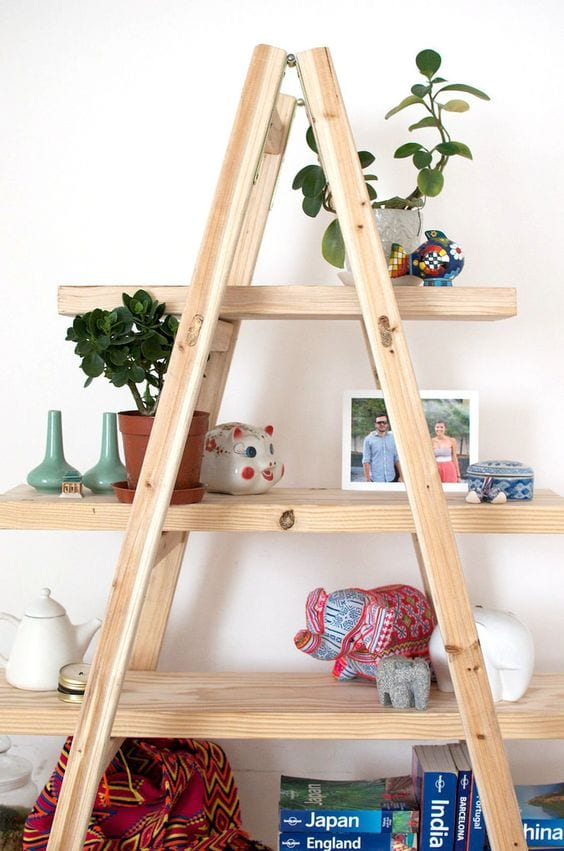 Stairs Shaped Rack