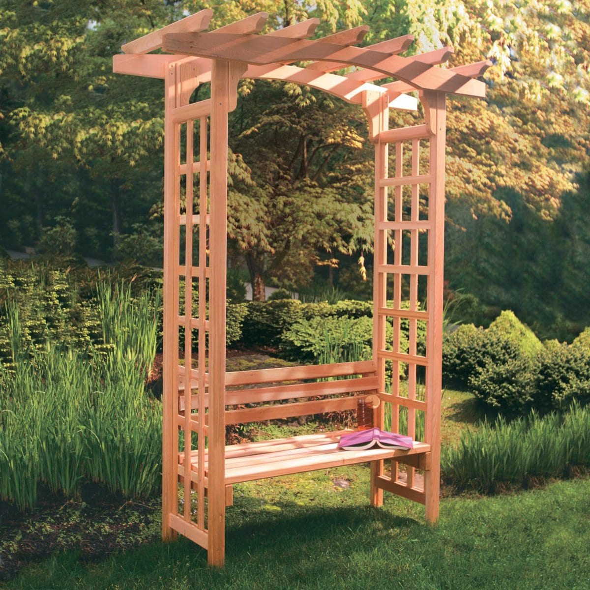 Arbor Bench Project
