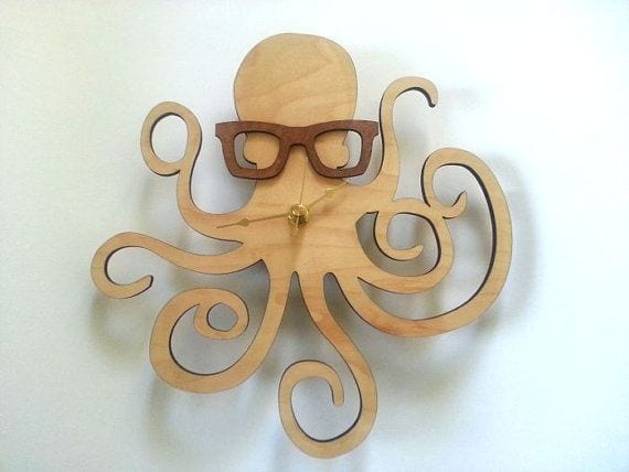 The Octopus Clock