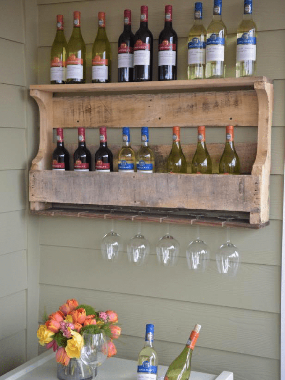 Wine Rack Plan