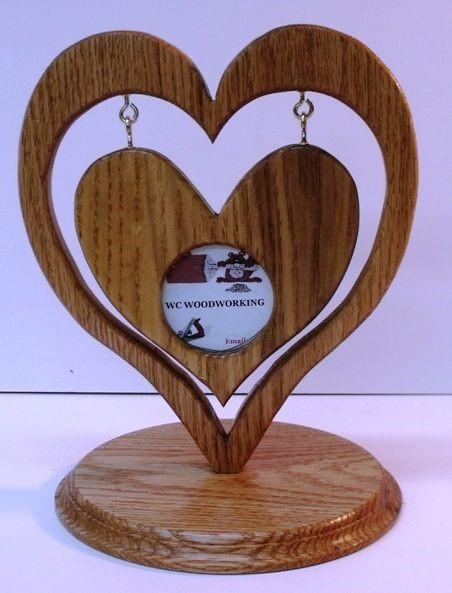 Heart Style Photo Frame