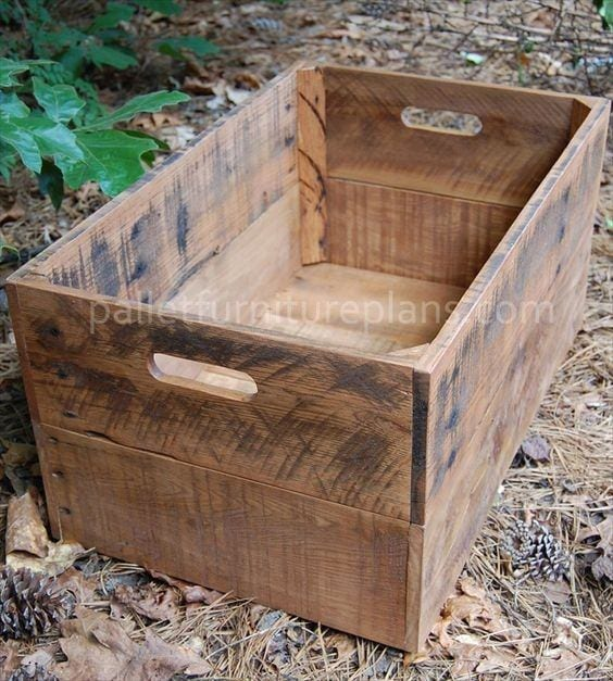 Large Looney Bin/ Storage Box