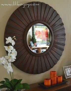 Beautiful Looking Mirror