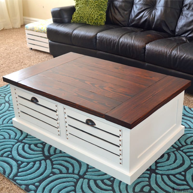 Free Crate Store Coffee Table
