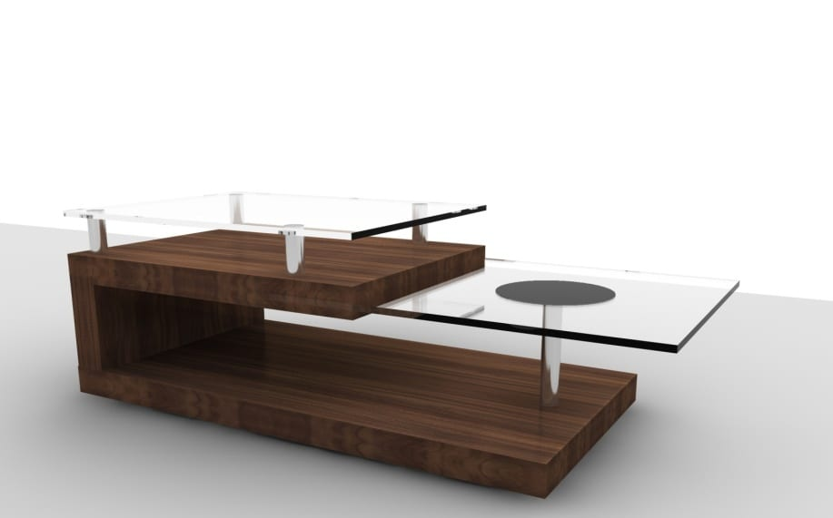 Double Stand Table