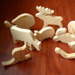 Easy Wood Sculptures For Kids