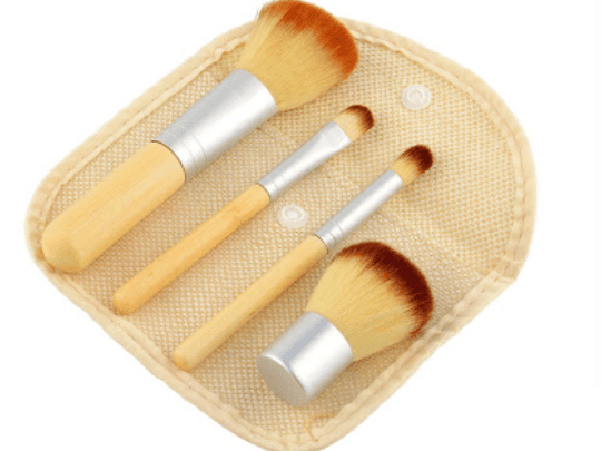 Wood makeup item