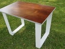 How To Make A Simple Modern Desk
