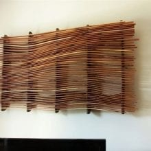 How To Make Wall Art From Scrap Wood | DIY Project