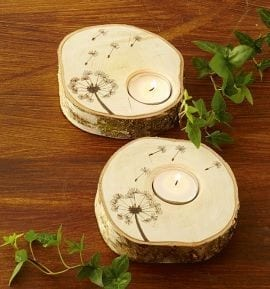15 Tea Light Holders