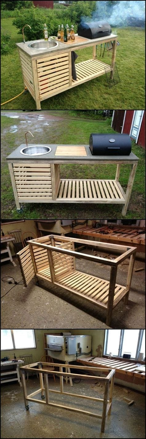 23 Homemade Dirty Kitchen And Grill