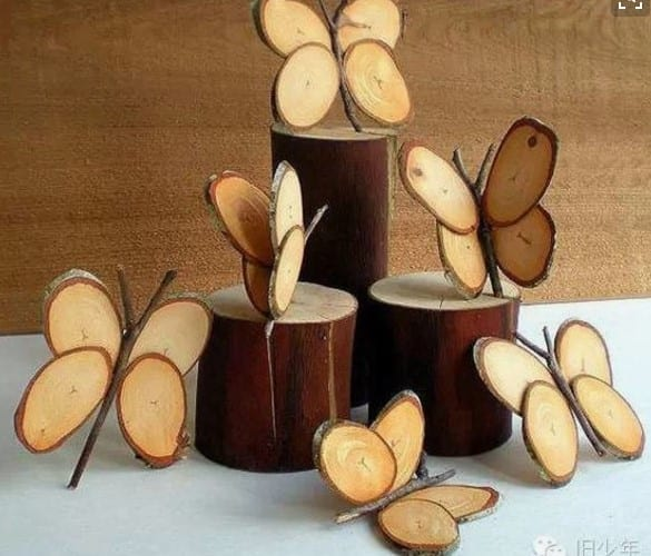 30 Lovely Wood Slices Ideas You Can Create