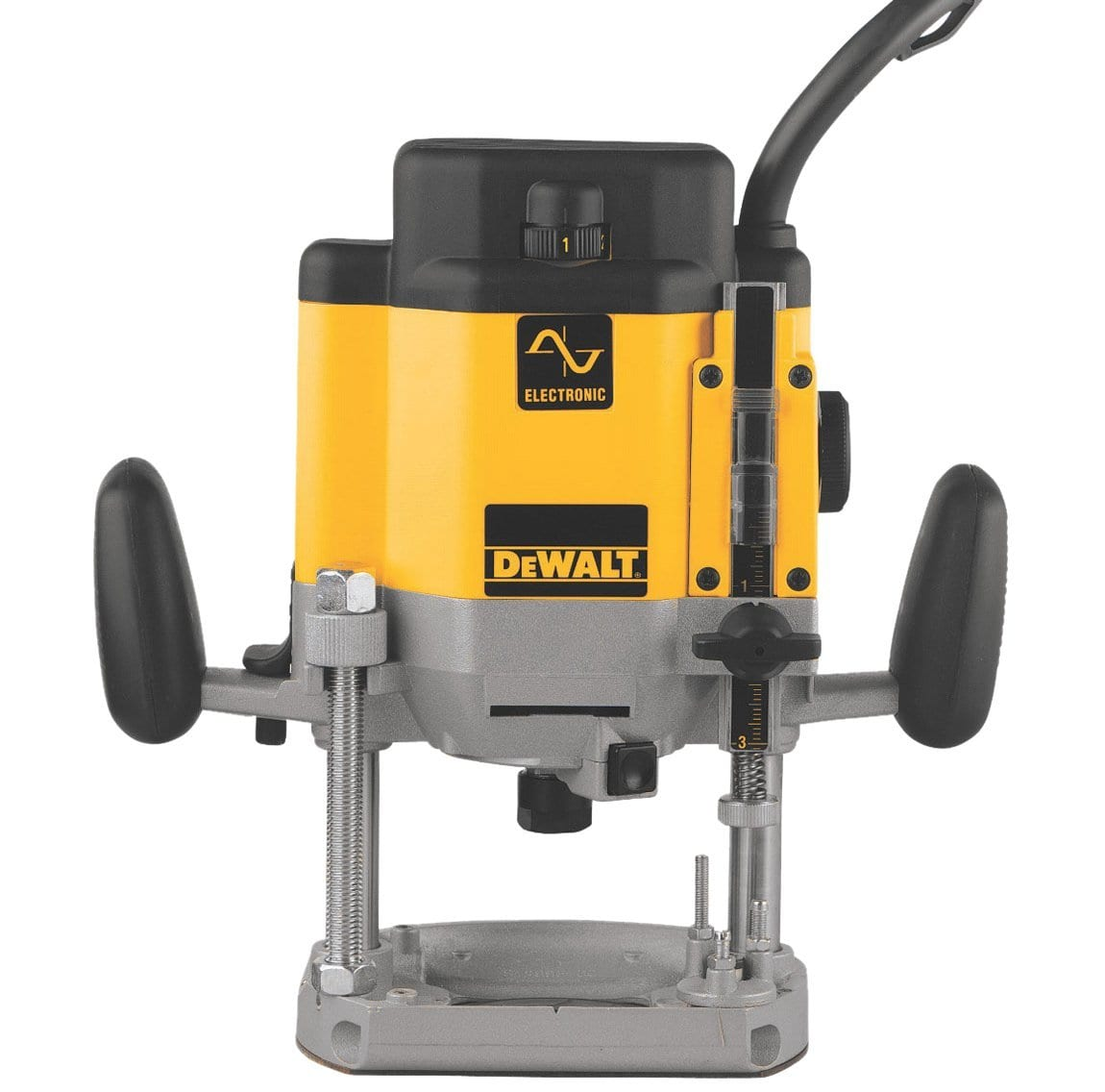 Dewalt Dw625 3 Horsepower Variable Speed Electronic Plunge Router