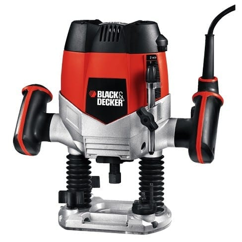 Black & Decker RP250 10-Amp 2-1-4-Inch Variable Speed Plunge Router