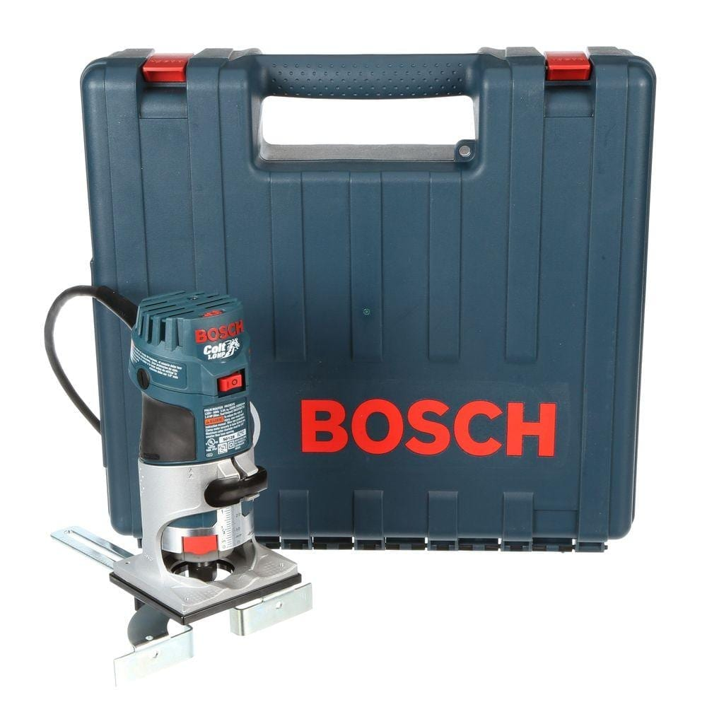 Bosch PR20EVSK Colt Fixed-Base Variable-Speed Router