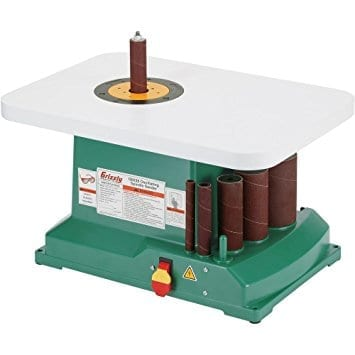 Grizzly G0538 1-3 HP Oscillating Spidle Sander