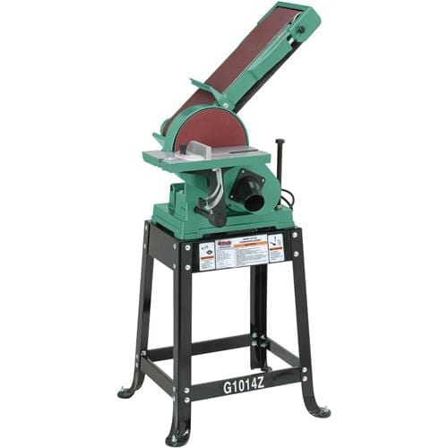 Grizzly H6070 Belt Disc Sander