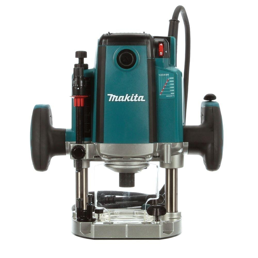 Makita RP2301FC 3-1-4 HP Plunge Router