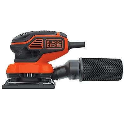 Black & Decker BDEQS300 1-4-Sheet Orbital Sander