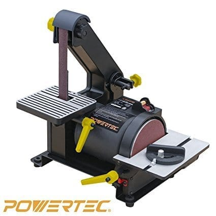 Powertec BD 1500 Belt Disc Sander