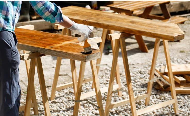 Cottage Sawhorse Plan