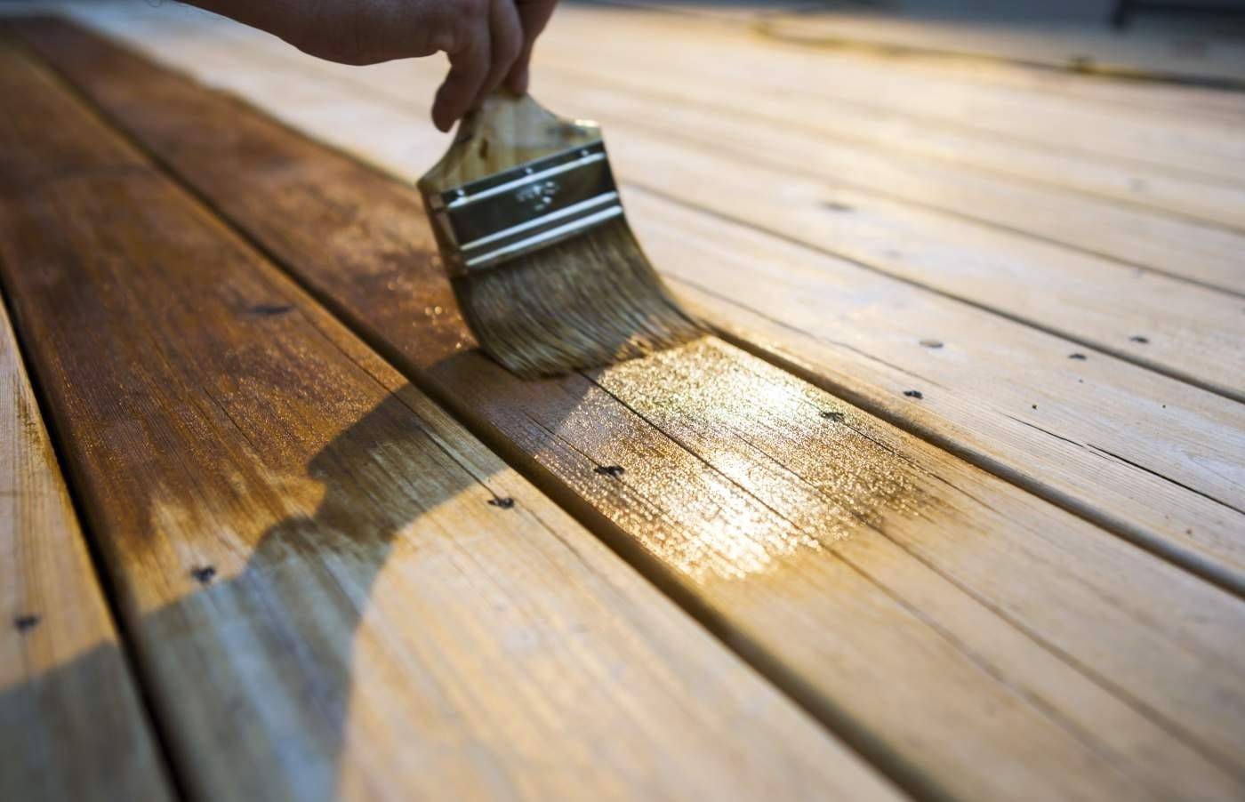 Are Wood Stain Fumes Harmful