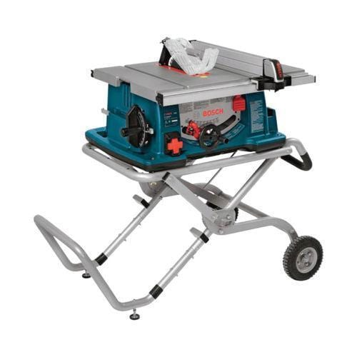 Bosch Table Saw 4000 Vs Bosch Table Saw 4100