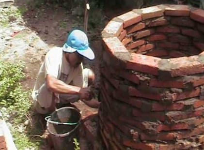 Building The Chimney