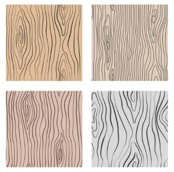 Check The Grain Pattern Of Wood