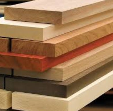 Consider Weight And Hardness Of The Wood