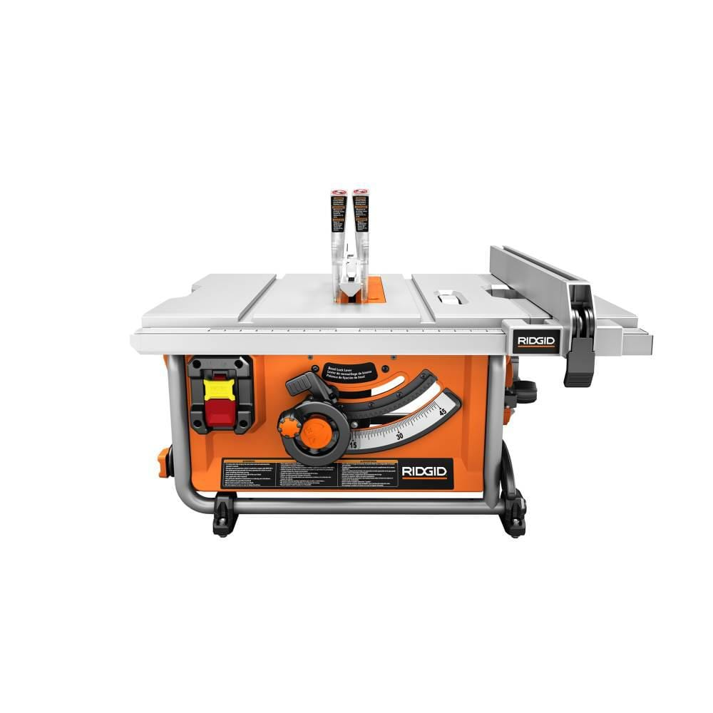 Dewalt Table Saw Vs Ridgid Table Saw