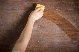 Dusting Your Wooden Table