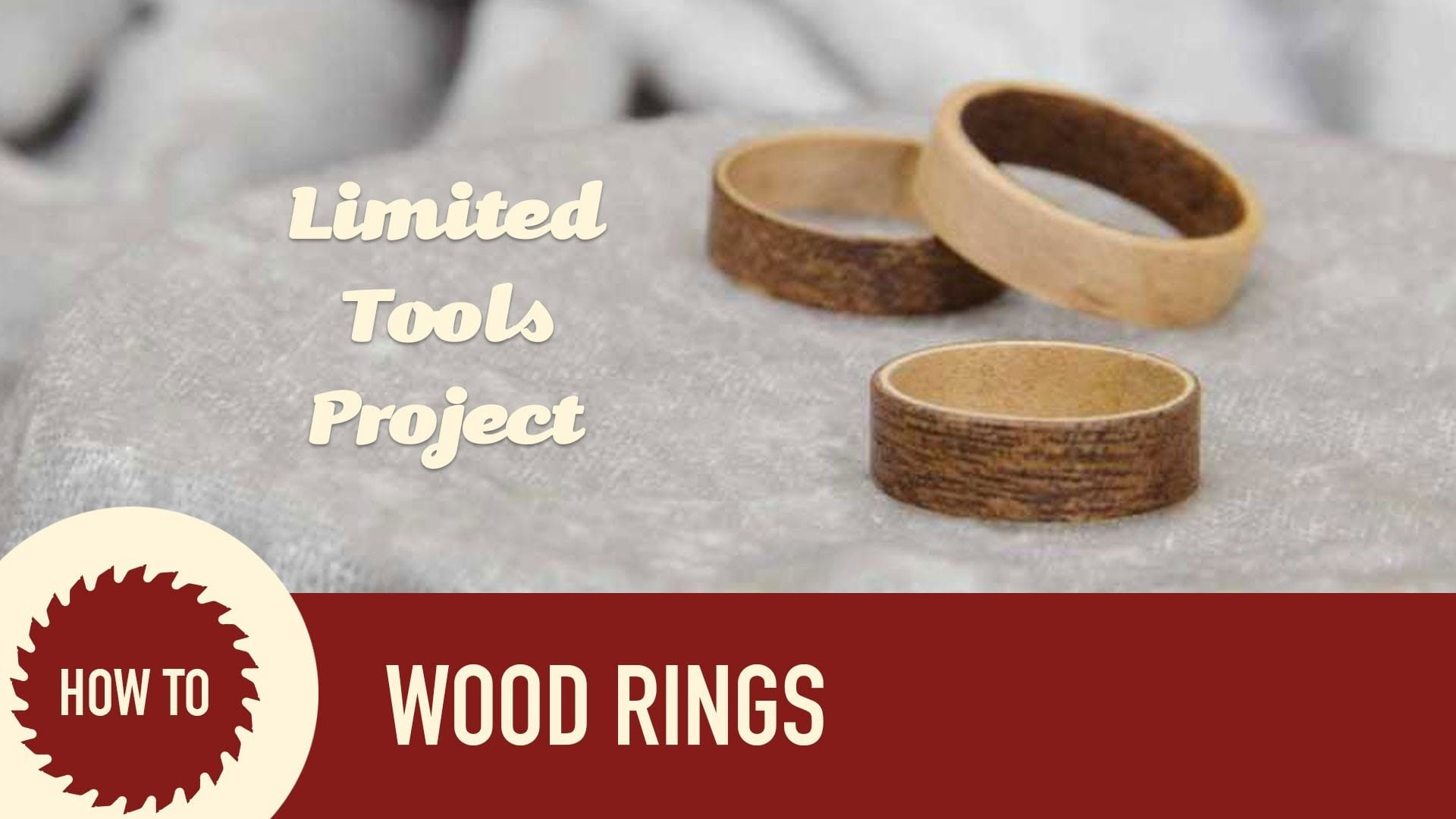How To Make A Ring Out Of Wood