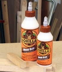 How To Remove Gorilla Glue From Wood 1