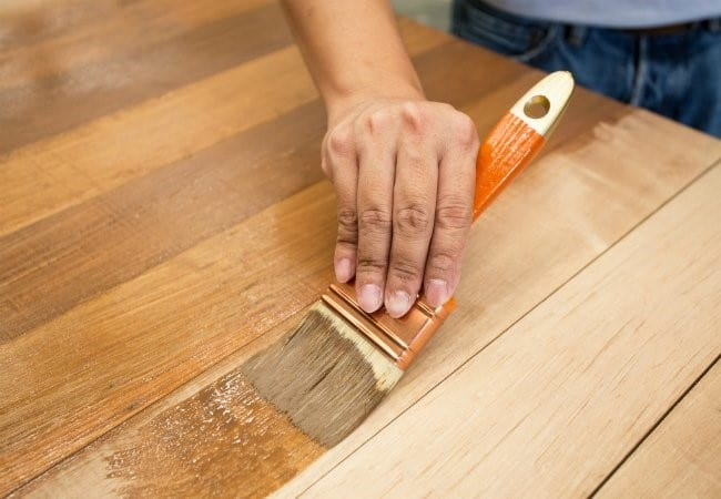 How To Use Wood Stain