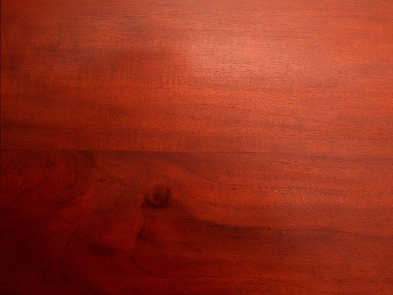 Popular Wood Types Mahogany 1
