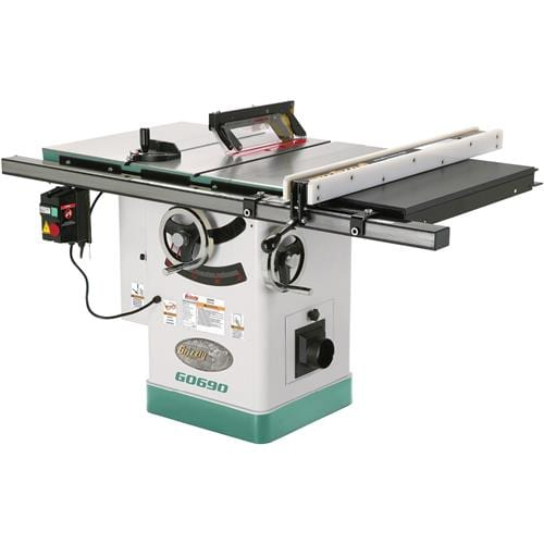 Powermatic Cabinet Table Saw Vs Grizzly Cabinet Table Saw