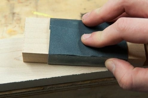 Step 1 Examine The Surface Of The Wood Carefully And Act Accordingly