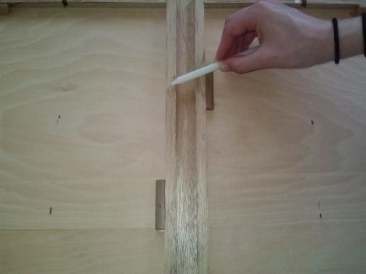Step 1 Quick Fix Wood Drawers With Paraffin