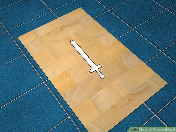Step 2 Draw The Pattern On To The Wood