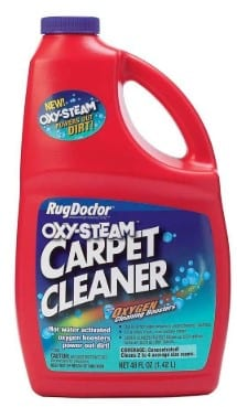 Test The Carpet Stain Remover