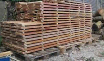 Air Dry At Least One Year To Dry Per Inch Of Wood Thickness