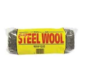 Use Steel Wool Soaked In The Stripper 1