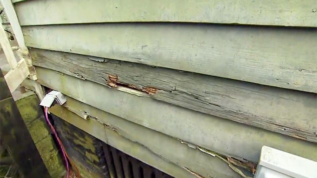 How To Replace Wood Siding